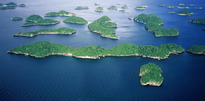 Alaminos Pangasinan, Hundred Islands