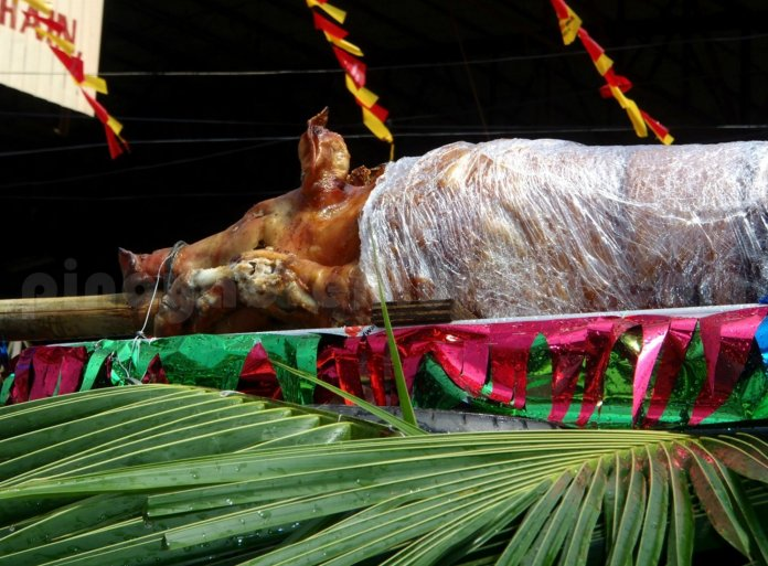 Bizarre Way of Celebrating the Feast of Saint John in the Philippines