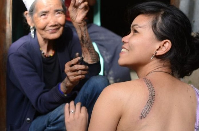 Whang-Od A 97 Years Old National Tattoo Artist