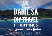 DIY Travel Philippines Summer Video Contest