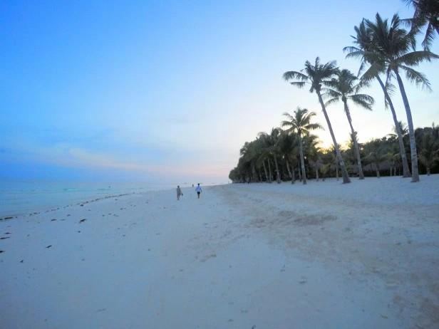 White Beach, Panglao, Bohol Philippines