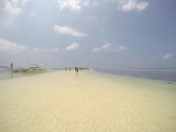 Virgin Island, Bohol Philippines