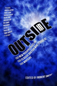 Outside In front cover