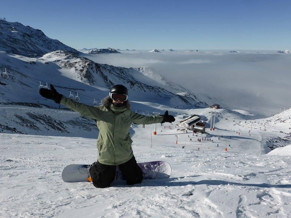 Bluebird Snowboarding