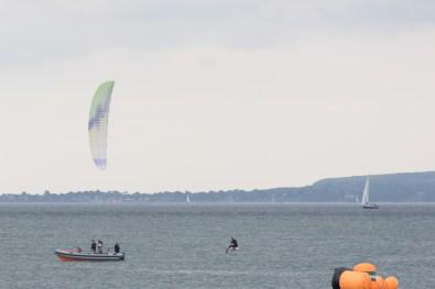 Hyrofoil Kitesurfing