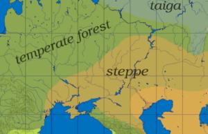 Pontic Steppe Region