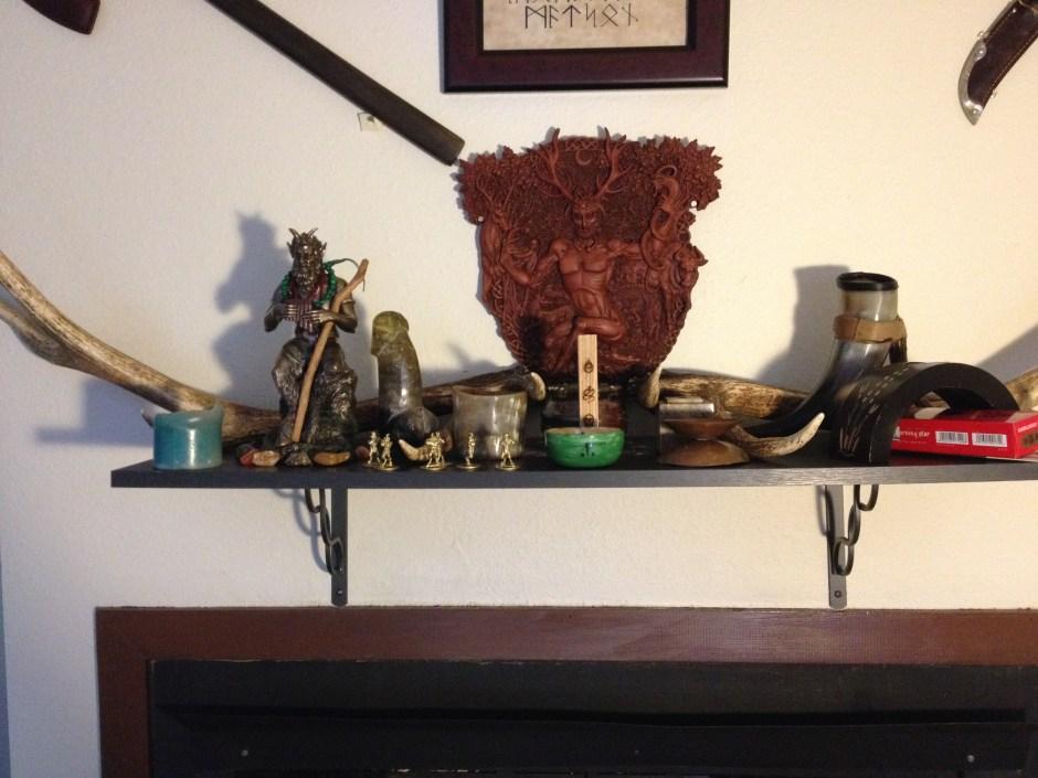Pan altar