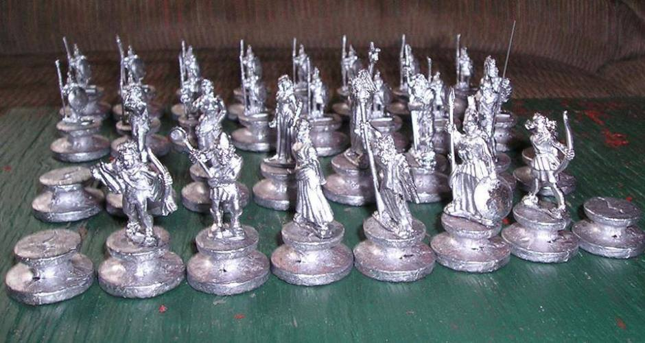 Chess Set of the Gods 6