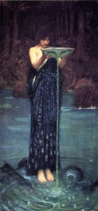 Blue Persephone