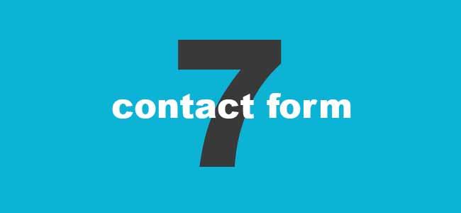 نظام تعديل نموذج الارسال Contact Form 7