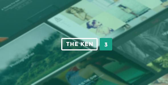 تحميل قالب The Ken 3.4.1 ووردبريس متعدد الأغراض مجانا