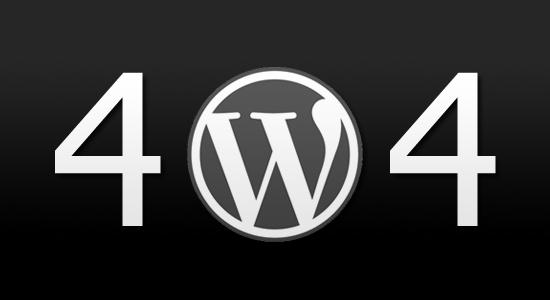 كيفية إصلاح مشكلة خطأ 404 في تدوينات الووردبريس