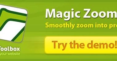 تحميل اضافة Magic Zoom 2.0.3.1 أوبن كارت مجانا