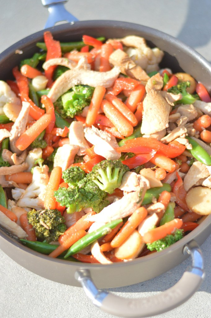 Simple Stir Fry by A Teaspoon of Home
