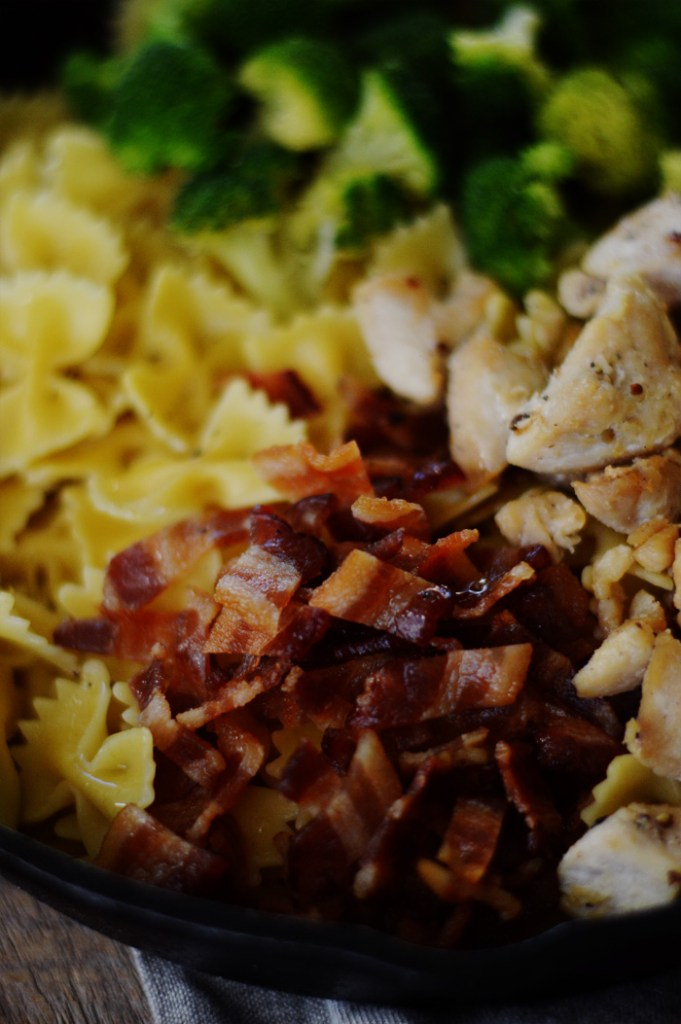 Chicken Broccoli Alfredo by A Teaspoon of Home