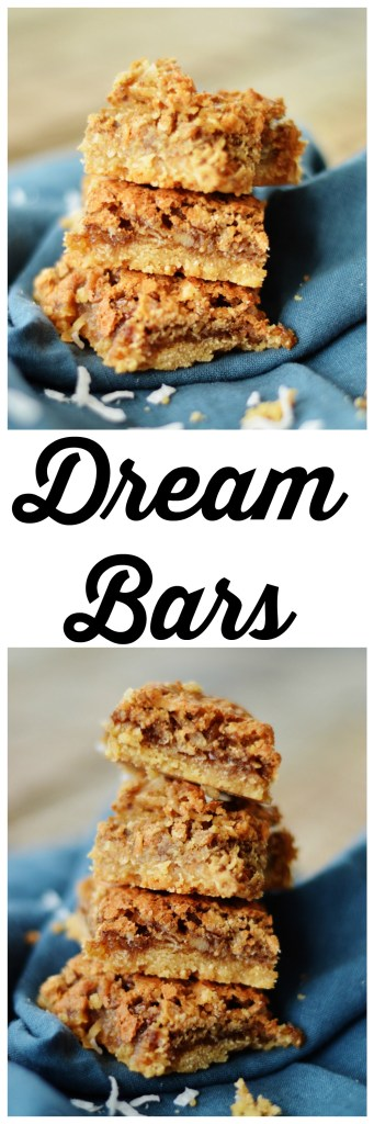 Dream Bars by A Teaspoon of Home