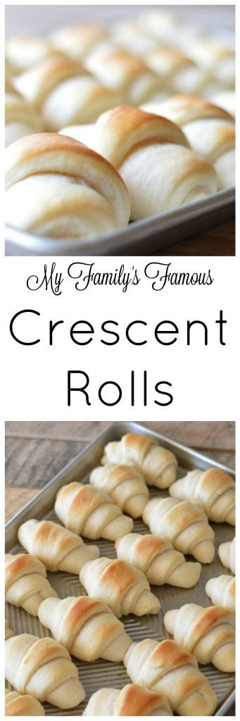 Crescent Rolls by A Teaspoon of Home