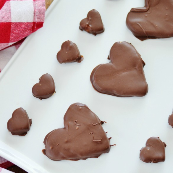 Reese's Peanut Butter Treats by A Teaspoon of Home