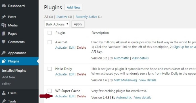 wordpress-plugin-page