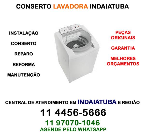 Conserto lavadora Indaiatuba