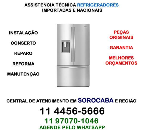 Assistência técnica Refrigerador