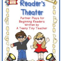Reader's Theater for Beginning Readers