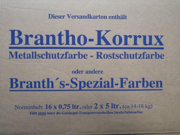 Brantho-Korrux carton | Atego 4x4