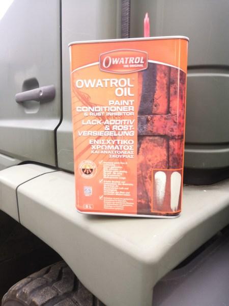 Owatrol Oil | Atego 4x4