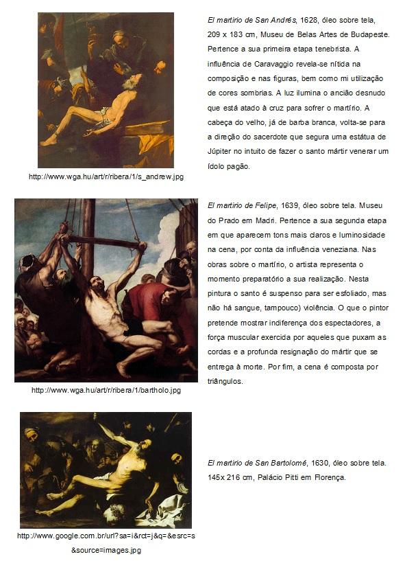 Pintura barroco espanhol 2