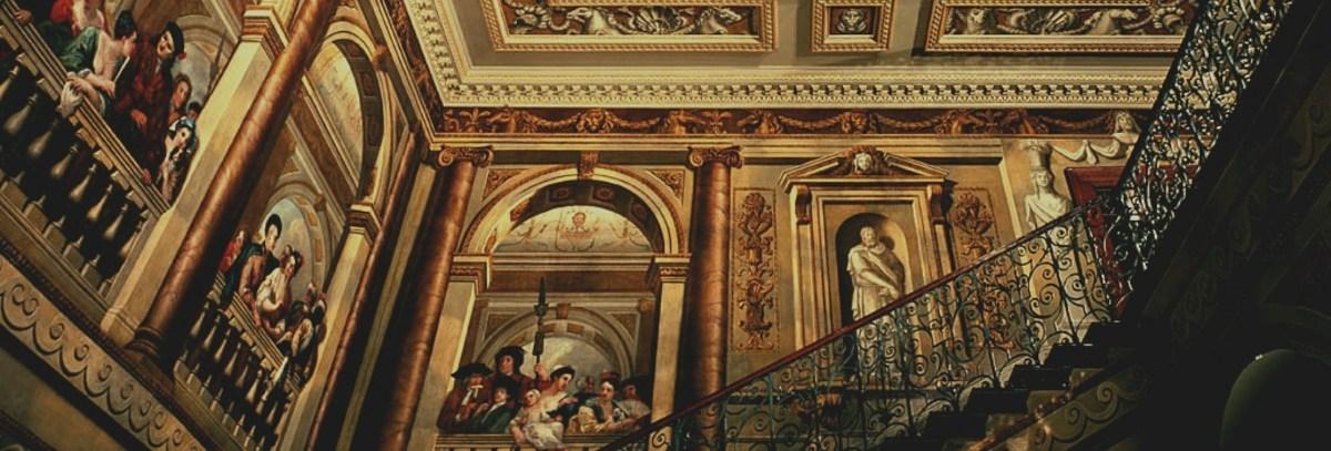 """Inglaterra: """"renascimento, barroco e rococó"""""""