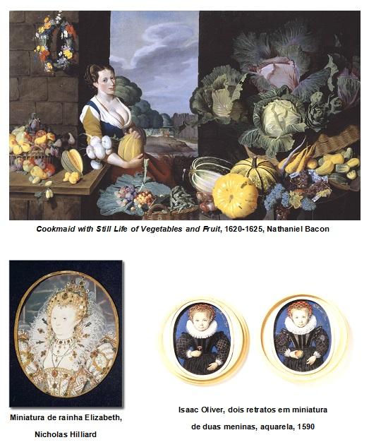 Inglaterra - Renascimento, Barroco e Rococó 5