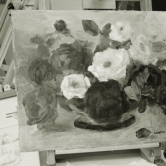 O resgate de uma pintura – parte 3