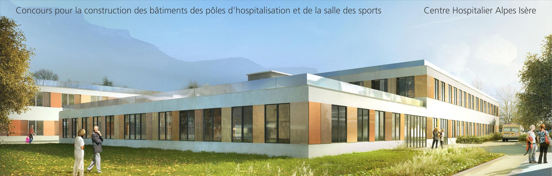 centre hospitalier psychiatrique pole