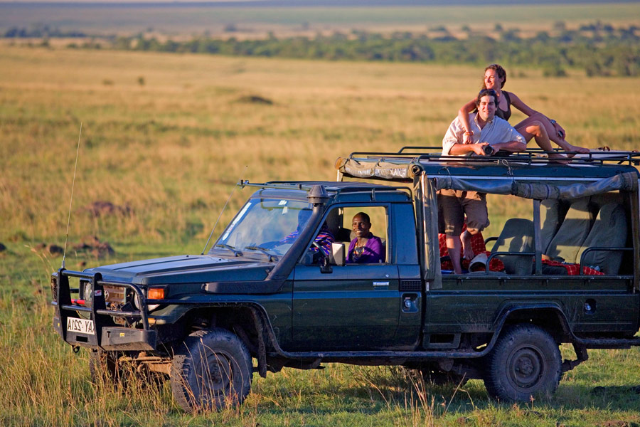 Honeymoon Safari by Atelier Africa