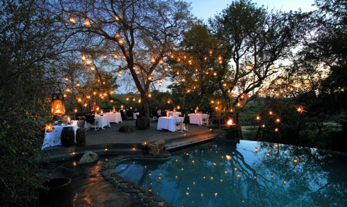 Dinner under the stars. Check. Tailor Made Safari