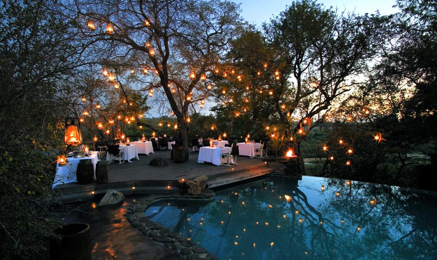 Dinner under the stars. Check. Tailor Made Safari