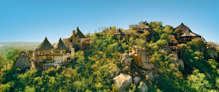 South Africa Luxury Safari - Ulusaba Lodge