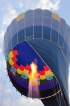 Hot Air in the Balloon