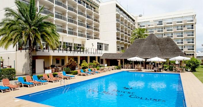 Hotel Des Milles Collines part of you Rwanda Gorilla Safari