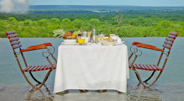 Stanley Safari Lodge Zambia Luxury Privacy Romantic