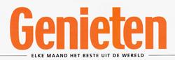 Genieten Magazine Logo