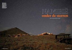 Namibië onder de sterren - Artikel Grande Genieten - Gerrit op de Beeck
