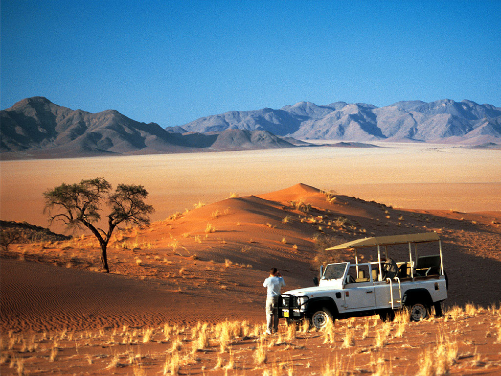Wolwedans Reserve Namibia 4x4 Drive