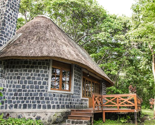 Mikeno Lodge Virunga Park Congo