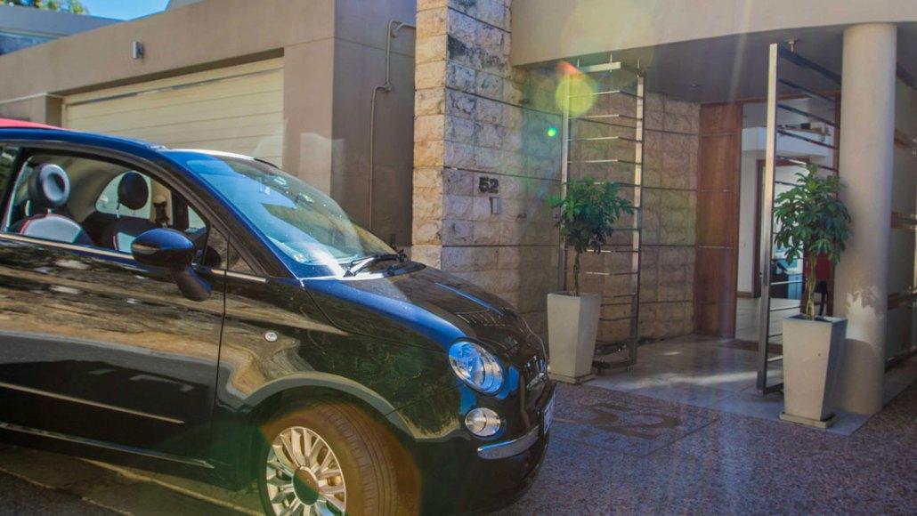 52 De Wet - Kaapstad - Fiat 500