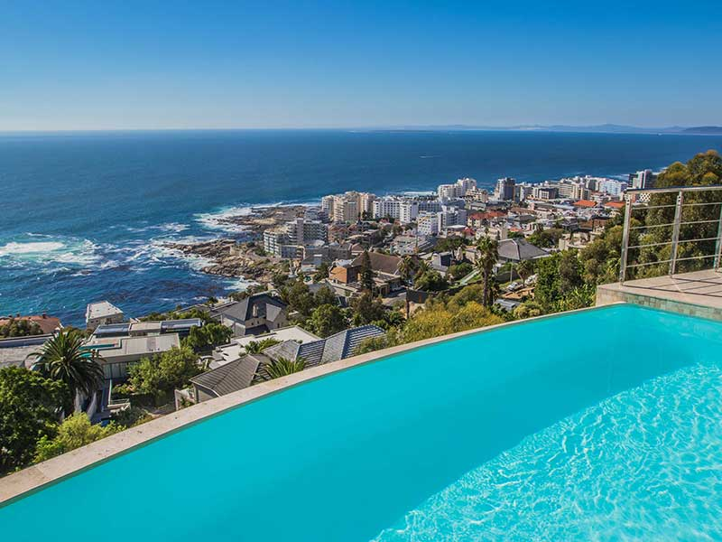 52 De Wet - Guesthouse - Kaapstad -Zuid Afrika