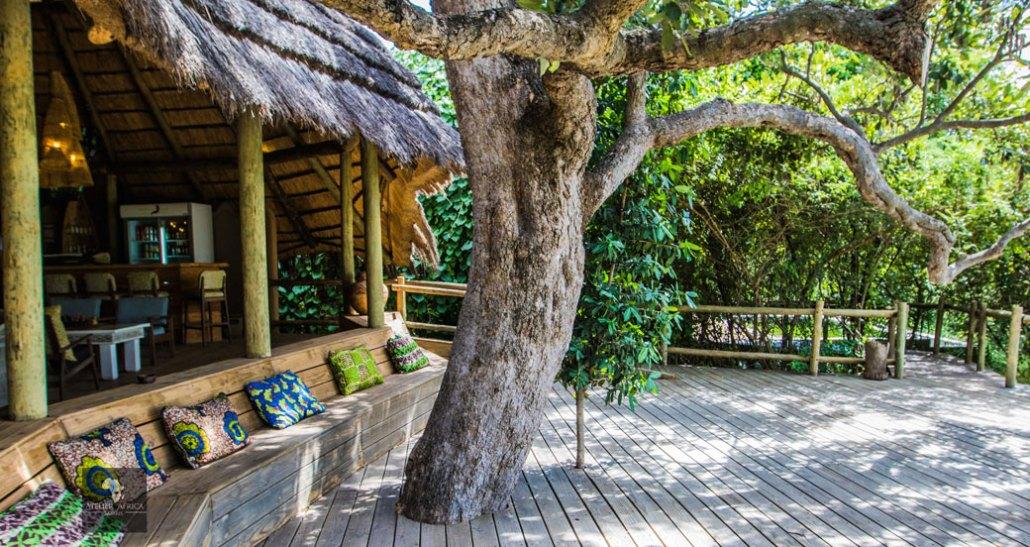 Chobe Bakwena Lodge - Kasane - Botswana - Keys - Boma Deck