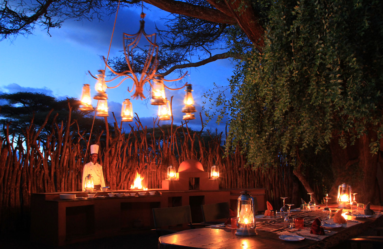 Tawi Lodge - Kenya - Luxury Safari