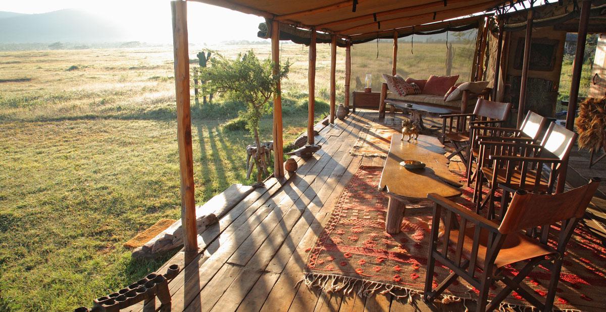 Enasoit Private Luxury Camp Lodge Kenya
