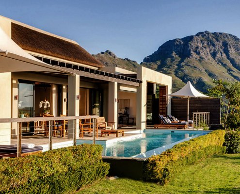 Delaire Graff wine estate luxury accommodation South Africa Stellenbosh